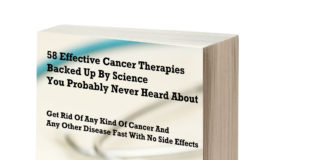 How to cure Cancer Naturally 58 Effective Cancer Therapies You Probably Never Heard About